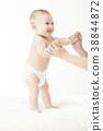 手,家庭,嬰兒,嬰兒,寶寶 38844872