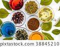 세계의 허브 티 Herbal tea of the world 38845210
