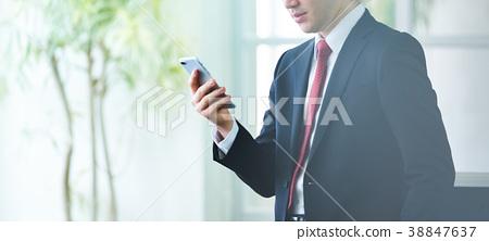 비즈니스 현장 사무실 사업가 38847637