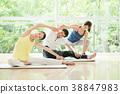 yoga, female, females 38847983