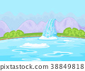 Fabulous Waterfall 38849818