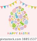 easter, egg, easter-eggs 38851537