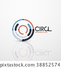 circle, design, logo 38852574
