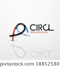 circle, design, logo 38852580