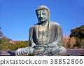 daibutsu, great statue of buddh, kamakura buddha 38852866