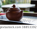 Teapot for Chinese tea ceremony 38853392