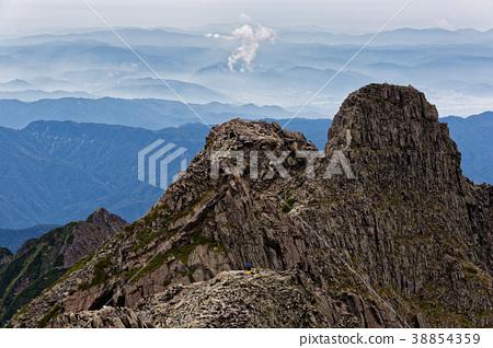堆 許多 山峰 38854359