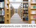 도서관, 책, 서적 38854828