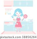 配套廚房家具 灶 廚房 38856264