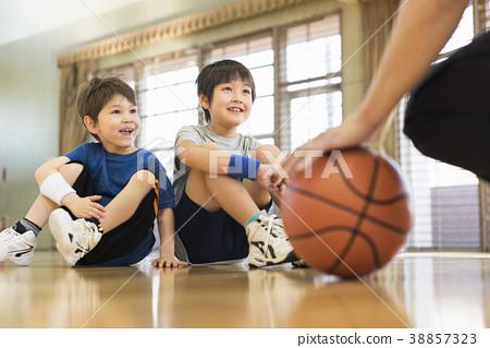 Kids basket 38857323