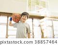 농구, 바스켓볼, 소년 38857464