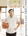 Basketball middle men 38857466