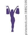 shopping woman bag 38862106