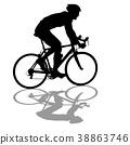 cyclist, bike, bicycle 38863746