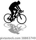 cyclist, people, bike 38863749