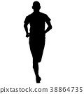 runner, marathon, jogging 38864735