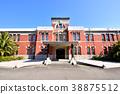 규슈 대학, 푸른, 붉은 벽돌 38875512