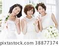 신부, 새색시, 웨딩 38877374