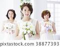 新娘 婚禮 結婚 38877393