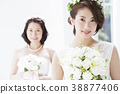新娘婚礼婚姻新娘 38877406
