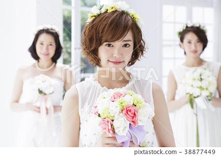 新娘 婚禮 結婚 38877449