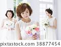 新娘婚禮婚姻新娘 38877454