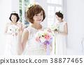 신부 웨딩 결혼 신부 38877465