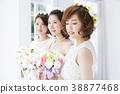 新娘 婚禮 結婚 38877468
