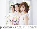 新娘婚禮婚姻新娘 38877470