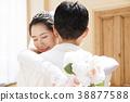 新娘婚禮婚姻新娘 38877588