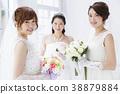 新娘 婚禮 結婚 38879884