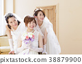 แต่งงานเจ้าสาวผู้หญิงแต่งงานเจ้าสาว 38879900