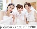 新娘 婚禮 結婚 38879901