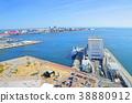 고베항의 풍경 38880912