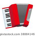 手風琴 器具 儀器 38884146