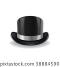 bowler hat vector 38884590