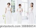 新娘 婚禮 女生 38886654