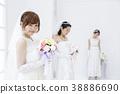 新娘 婚禮 結婚 38886690