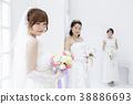 新娘婚禮婚姻新娘 38886693