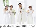 신부 웨딩 결혼 신부 38886741