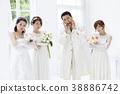 婚禮 新娘 結婚 38886742