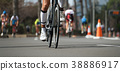 Cycling competition,cyclist athletes riding a race 38886917