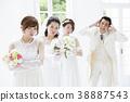 婚禮 新娘 結婚 38887543