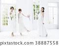 新娘 婚禮 結婚 38887558