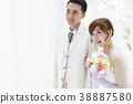 婚禮 新娘 人 38887580