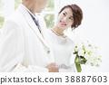 婚禮 新娘 結婚 38887603
