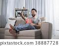 man, guy, sofa 38887728