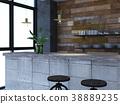 室內圖像咖啡館 38889235