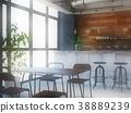 室內圖像咖啡館 38889239