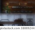 室内图像咖啡馆 38889244